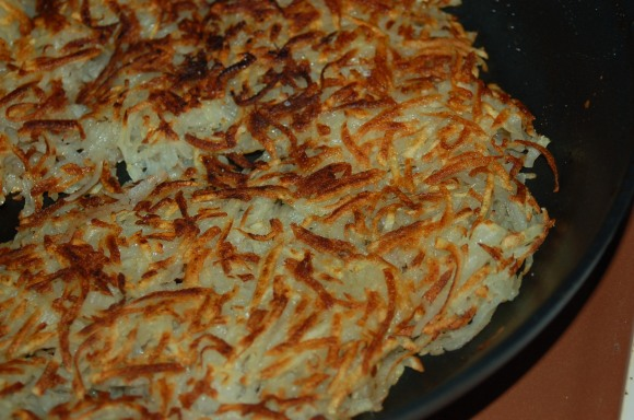 Perfect Hash browns